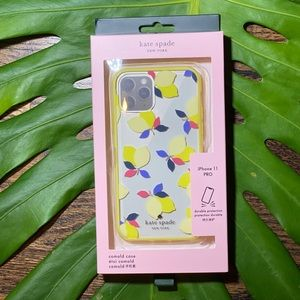 NWT! Kate Spade iPhone 11 Pro Case